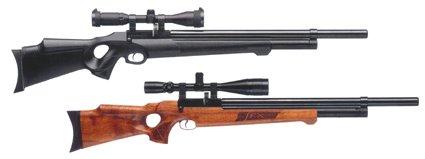 Полуавтоматическая PCP винтовка FX MONSOON (МУССОН)