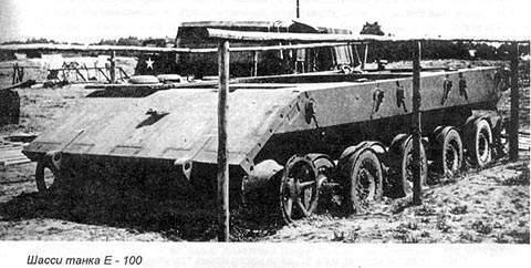 Германские танки серии