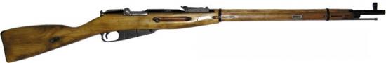 Макет 7,62 мм винтовки Мосина образца 1891/30 гг
