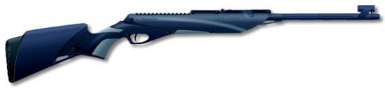 Пневматическая винтовка MP-512 в новом дизайне