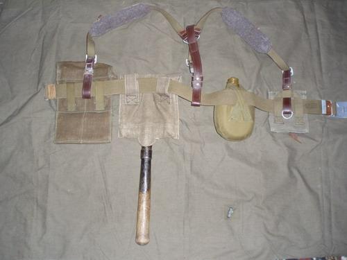 разгрузочная система советского мотострелка