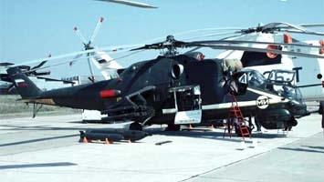 МИ-35  Многоцелевой ударный вертолет