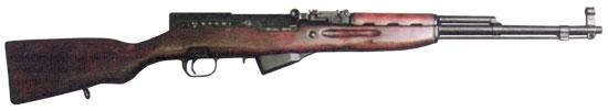 Охотничий карабин ОП - СКС