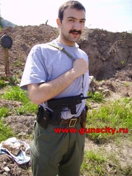 Испытание травматического пистолета ЕСАУЛ! (ФОТО и ВИДЕООТЧЕТ)