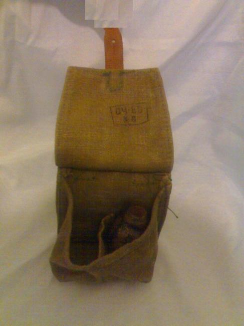 Фка в сумке - подсумки для знаменитой гранаты Ф-1