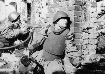 Броник - история советского бронежилета