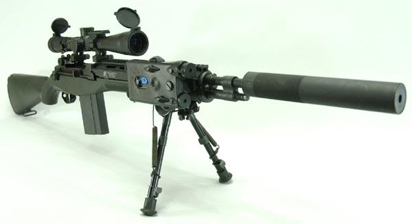 Системы снайперского оружия М21 и М25 » Оружейный портал GUNSCITY ...