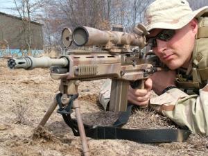 Системы снайперского оружия М21 и М25