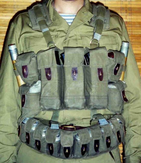 Форма и снаряжение армии СССР в Афганистане.  Обмундирование.