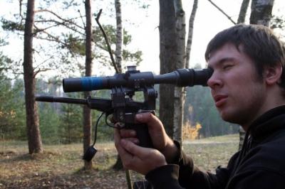 Оружие и снаряжение хардболистов!