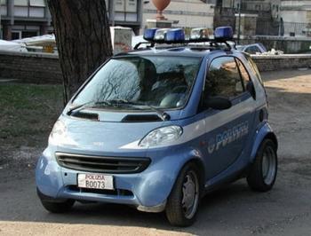 На чём гоняют правоохранительные органы!?