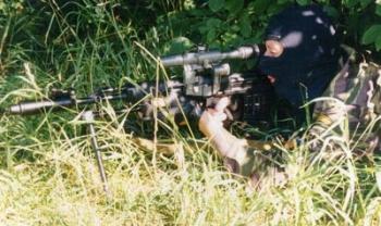 СВУ (Снайперская винтовка укороченная)