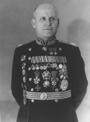 История жизни - И.С. Конев.