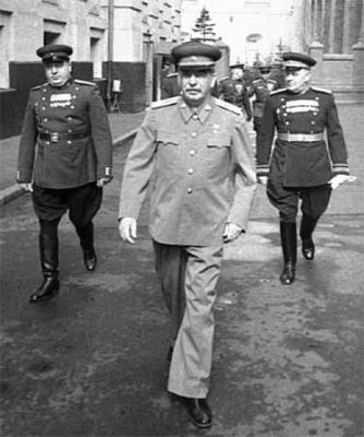 Как охраняли Сталина