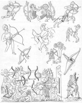Древнерусские луки