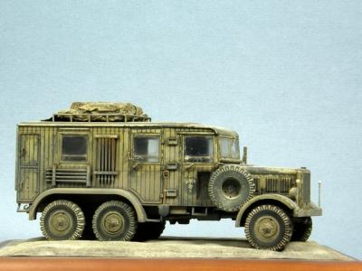 Einheitsdiesel Kfz 61