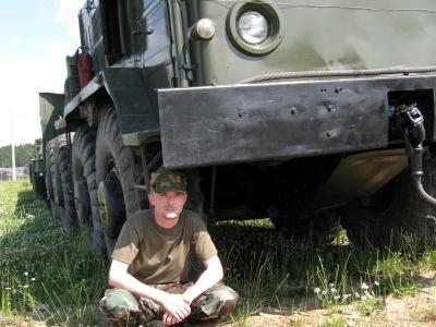 Бронепарк Груздева Алексея.