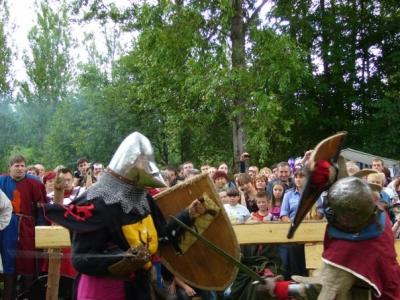 Средневековая жизнь.