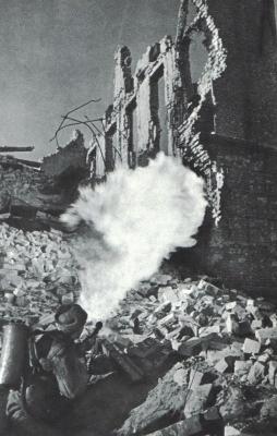 РОКС-3 - ранцевый огнемёт