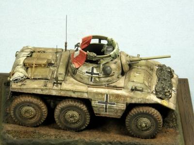 M8 Greyhound. Tamiya 1/35