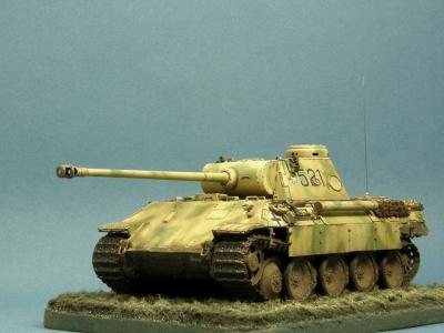 Пантера: экскурс в историю и идеальная сборная модель!