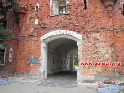 Прикосновение к подвигу! Легендарная Брестская Крепость.