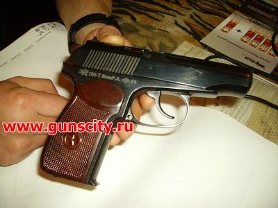 Новинки оружия самообороны: пистолеты ПМ-Т и ТТ-Т