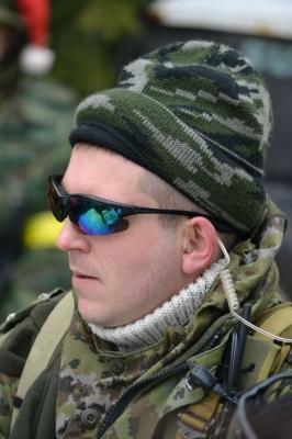 """В страйкбол по специальности или армейская """"фабрика звезд""""."""
