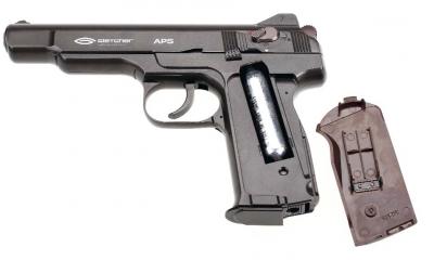 Пневматический пистолет Gletcher APS Стечкина