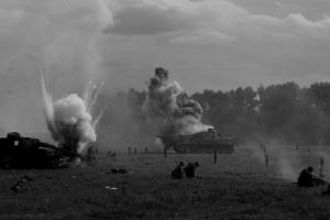 """Военный фестиваль """"Поле Боя"""". Фотографии с места событий! Взгляд со стороны Второго фронта!"""