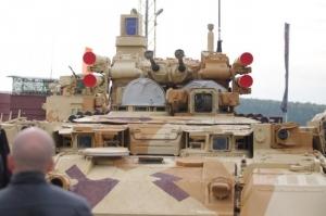Боевая машина поддержки танков (БМПТ-72)