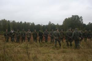 В Калужской области  прошла самая масштабная реконструкция штурма «Безымянной высоты»