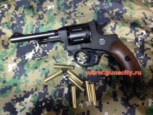 Пневматический револьвер Gletcher NGT
