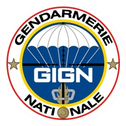 Группа вмешательства французской жандармерии (GIGN)
