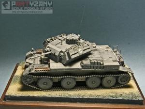 PANZERKAMPFWAGEN MkIV 744(E) A13 Bronco 1/35