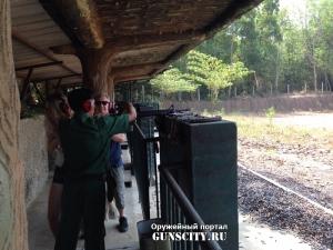 Туннели Ку-Чи - оплот вьетнамского сопротивления.