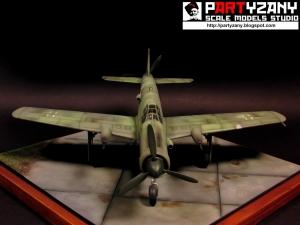 Истребитель и скоростной бомбардировщик До-335