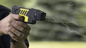 Тайзер — электрошоковое оружие (устройство) нелетального действия