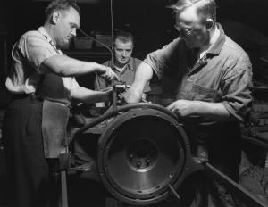 December 1941 - «White Motor Company, Cleveland, U.S.A.»