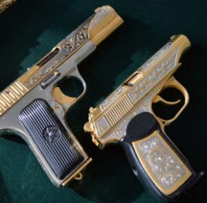 Награждение оружием военнослужащих органов государственной охраны в соответствии с утвержденными Правилами не приводит к возникновению у указанных лиц дохода, подлежащего обложению налогом на доходы физических лиц